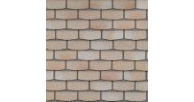 Фасадная плитка HAUBERK в Ярославле Камень Травертин